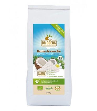 Harina de coco bio-600 g (DR GOERG)