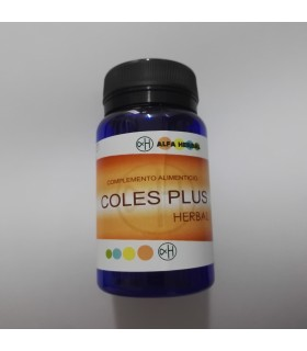 Coles Plus Herbal 30 Cápsulas (Alfa Herbal)