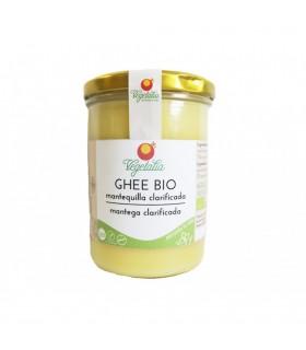 GHEE Bio mantequilla clarificada 450ml. (VEGETALIA)