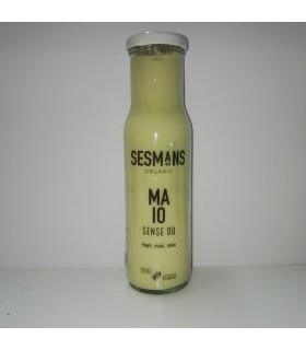 Salsa Mayo Eco sin huevo 240g (SESMANS ORGANIC)