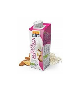 Bebida mini de arroz y almendras Bio 250ml (ISOLA BIO)