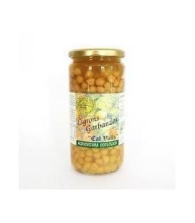 Garbanzos cocidos 450g  (CAL VALLS)