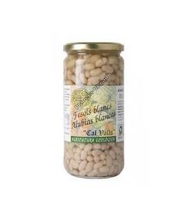 Alubias blancas cocidas 450g  (CAL VALLS)