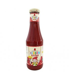 Ketchup Bio tomate 500ml (ZWERGENWIESE)