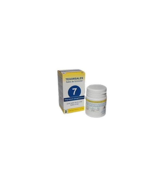 Tegorsal Num 7 Magnesium phosphoricum-350 comprimidos (LABORATORIOS TEGOR)