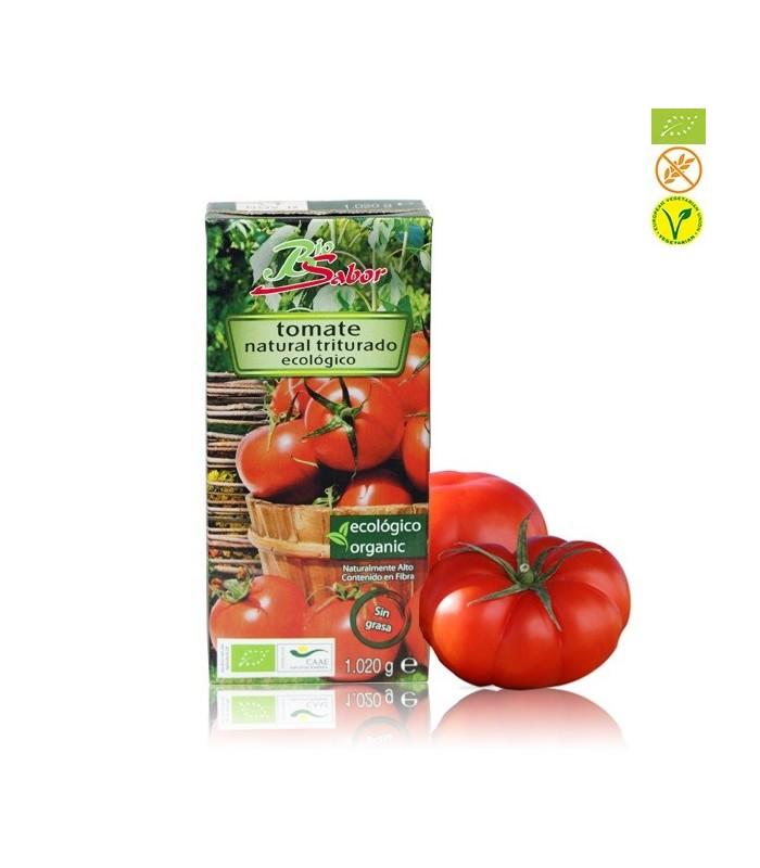 Tomate triturado eco-1020 g (BIOSABOR)