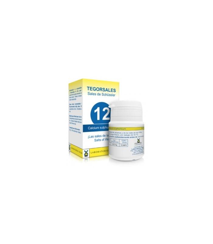 Tegorsal Num 12 (Calcium Sulphuricum)