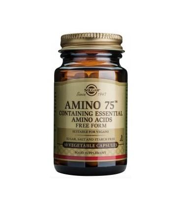 Amino 75 - 30 capsulas (SOLGAR)