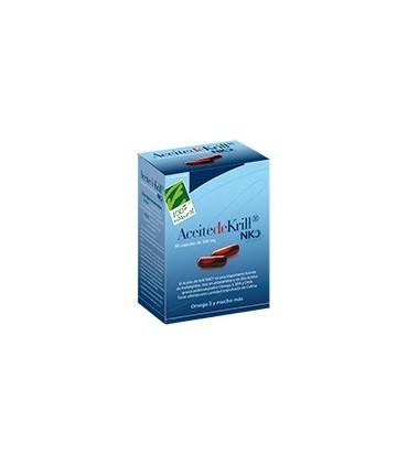Aceite de Krill NKO-40 Capsulas (100% NATURAL)