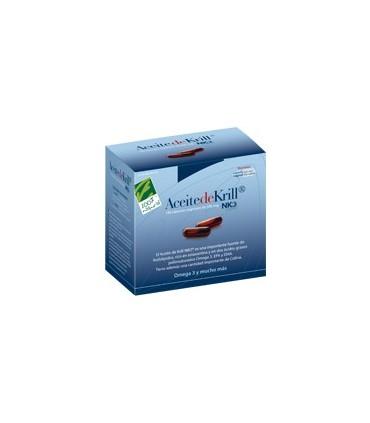 Aceite de Krill NKO-120 Capsulas (100% NATURAL)