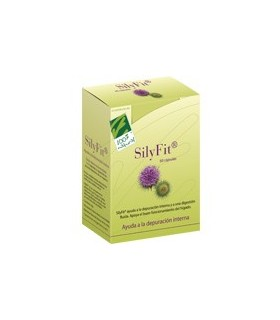 Silyfit-60 perlas (100% NATURAL)