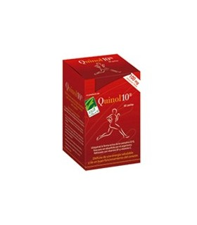 Quinol 10 -100mg 60 cápsulas (100% NATURAL)