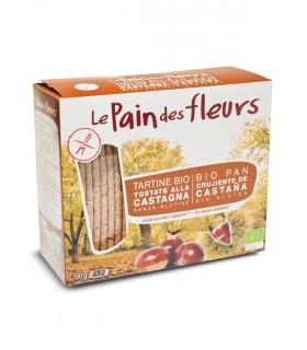 Pan de flores c/castañas bio-150g (LE PAIN DES FLEURS)