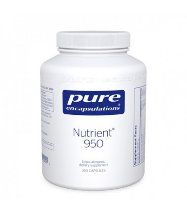Nutrient 950-90 cap. (PURE ENCAPSULATIONS)
