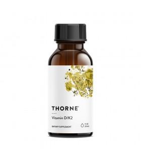 Vitamina D + K2-30 ml. (THORNE)