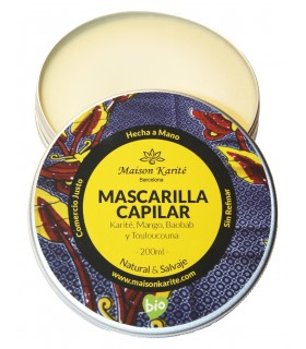 Mascarilla capilar eco-200ml  (MAISON KARITÉ)