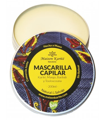 Mascarilla capilar eco-100ml  (MAISON KARITÉ)