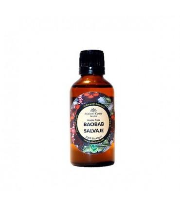 Aceite de Baobab puro eco-55ml  (MAISON KARITÉ)