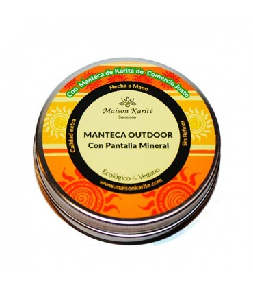 Manteca OutDoor-100ml  (MAISON KARITÉ)