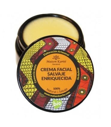 Crema facial enriquecida  Eco (+30)-30ml  (MAISON KARITÉ)