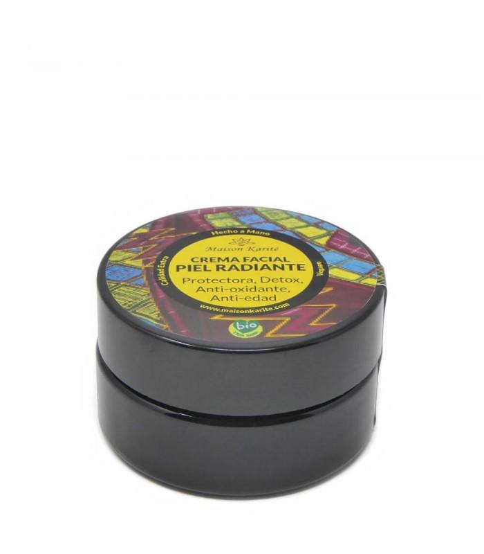 Crema facial piel radiante  Eco-30ml  (MAISON KARITÉ)