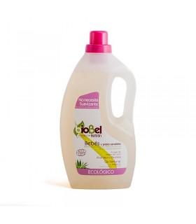 Jabón bebes y pieles sensibles líquido biobel -1,5 l (BELTRAN)