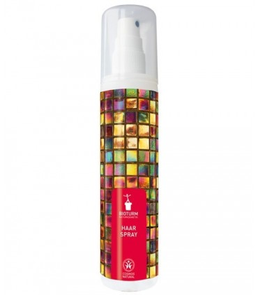 Laca spray fijador-150ml (BIOTURM)