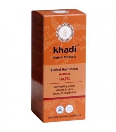 Tinte bio castaño oscuro (KHADI)