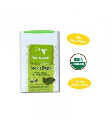 Stevia BIO -300 comprimidos (BE SWEET)