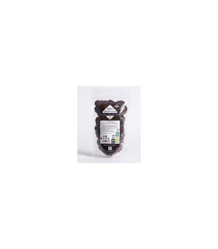 Gotas de Chocolate Bio sin azúcar 100% cacao (ISABEL)