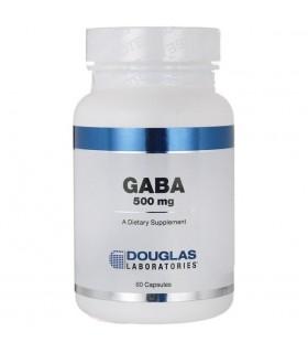 GABA 500mg-60 caps (DOUGLAS)