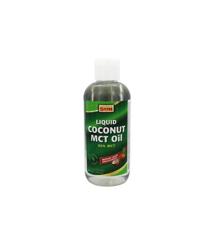 MCT liquid aceite de coco (SUN)