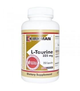 L-Taurina -250 cápsulas (KIRKMAN)