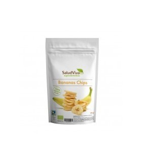 Banana Chips 125g.  (SALUD VIVA ECO)