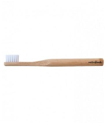 Cepillo de dientes de Bambú niño madera  (NATURBRUSH)