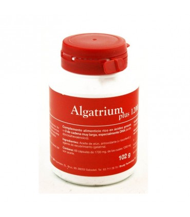 Algatrium plus 1200 mg-60 perlas (BRUDY TECHNOLOGY SL)