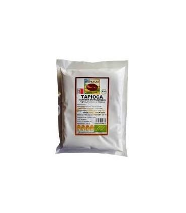 Harina de mandioca tapioca BIO sin gluten 500gr (BIOPRASAD)