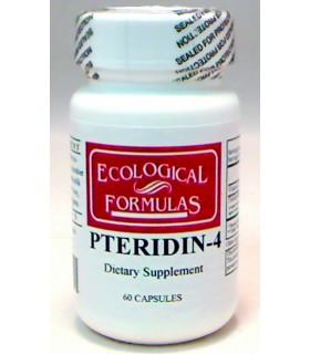 Pteridin-4 60 cap. (ECOLOGICAL FORMULAS)