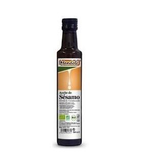 Aceite sésamo BIO-500 ml (MANDOLE)