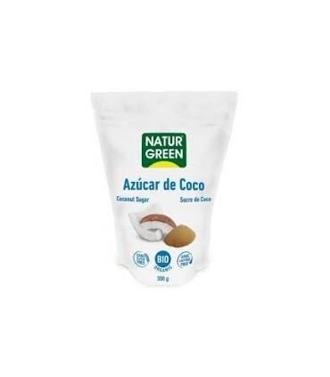 Azúcar de coco Bio 300gr. (NATUR GREEN)
