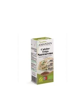 Cuisine Trigo Sarraceno-200 ml (AMANDIN)