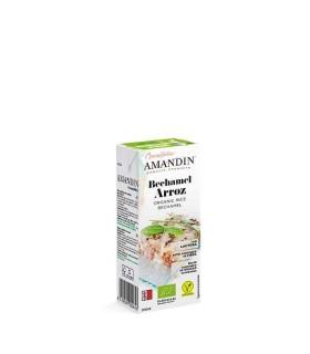 Bechamel Arroz-200 ml (AMANDIN)