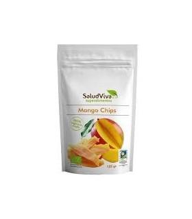 Mango chips ECO 125gr.  (SALUD VIVA ECO)