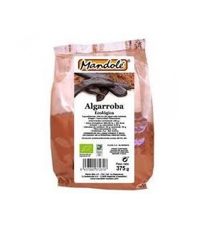 Harina de algarroba eco 375gr. (MANDOLE)