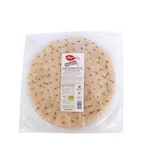 Base para pizza con trigo sarraceno S/G -250gr (EL GRANERO)