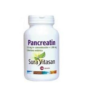 Pancreatin 1300mg 120 caps. (SURA VITASAN)