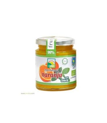 Mermelada de naranja con stevia (ABELLÁN  ECOLOGICAL FOODS)