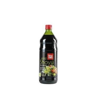 Shoyu salsa soja bio 500ml.  - 250 ml (LIMA)