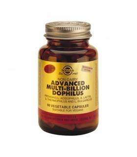 Multi-billion Dophilus avanzado-60 cápsulas (SOLGAR)