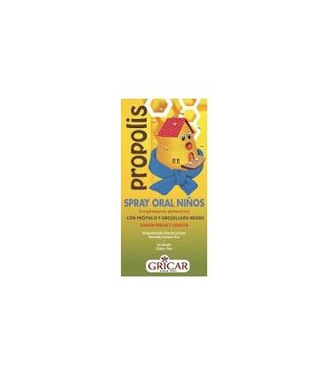 Propolis Spray oral niños 15 ml  (GRICAR)